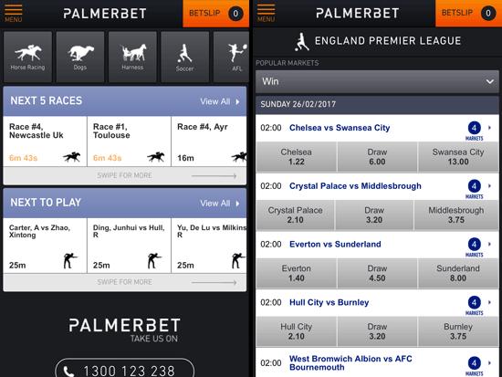 Palmerbet App