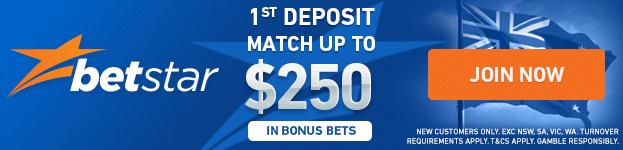 Betstar Bonus