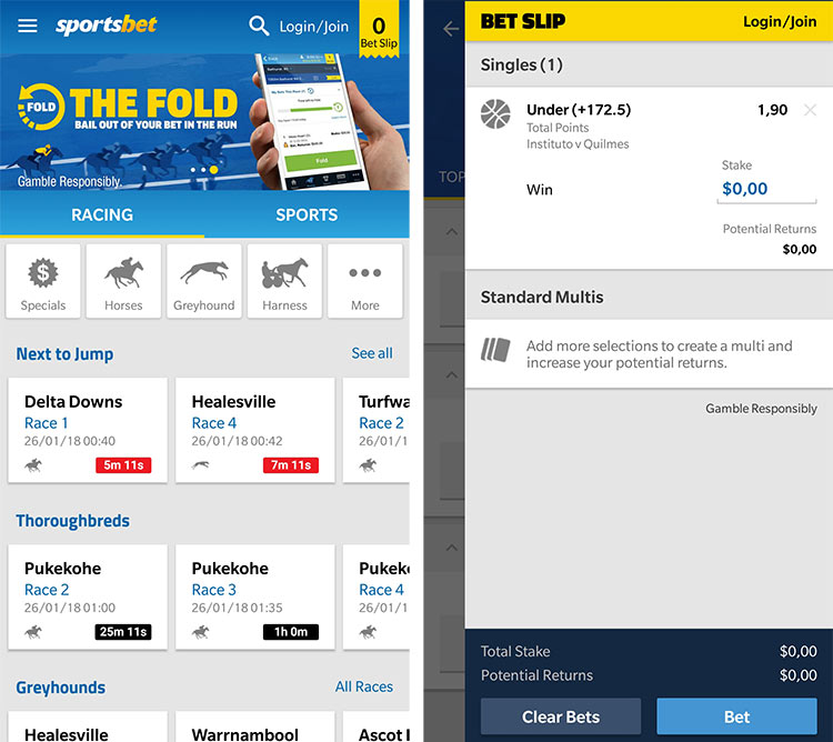 0a9607408 lll▷ SportsBet.com.au Review ++ Tried and Tested