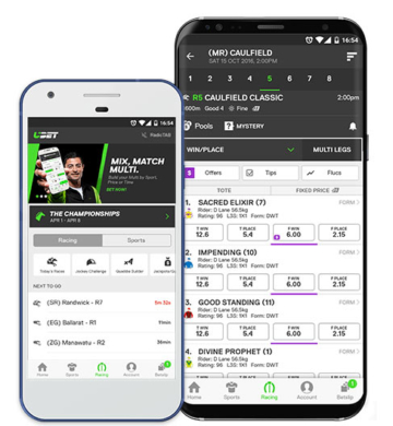 UBET Android