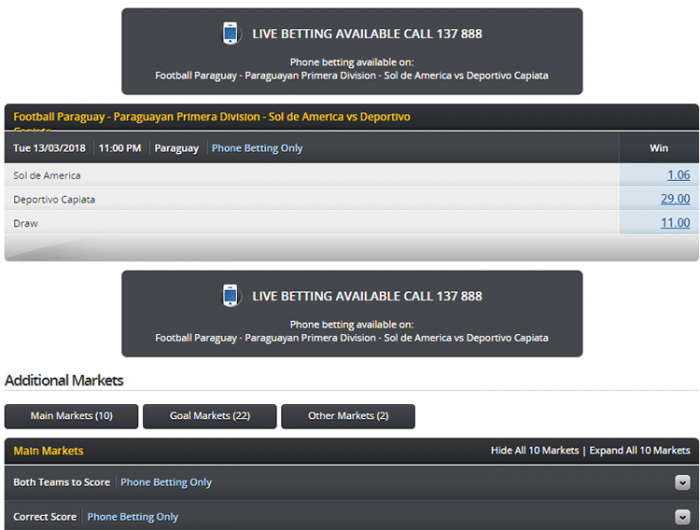 bookmaker-live-betting