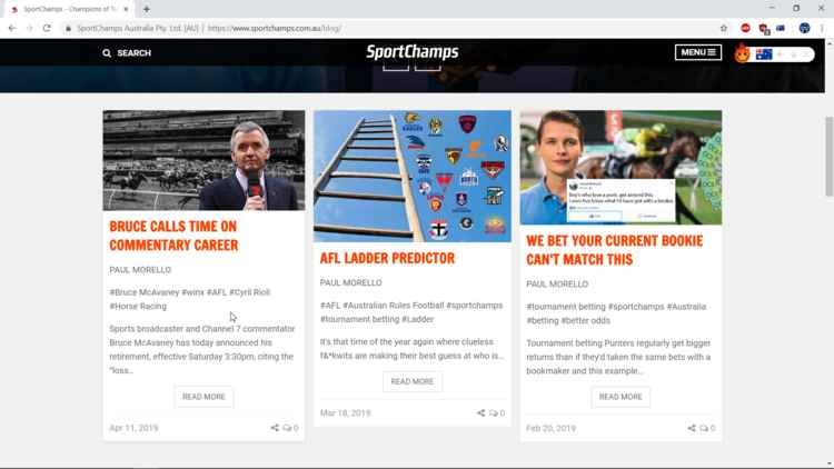 check out sportchamps blog