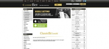 mobile app betting classicbet