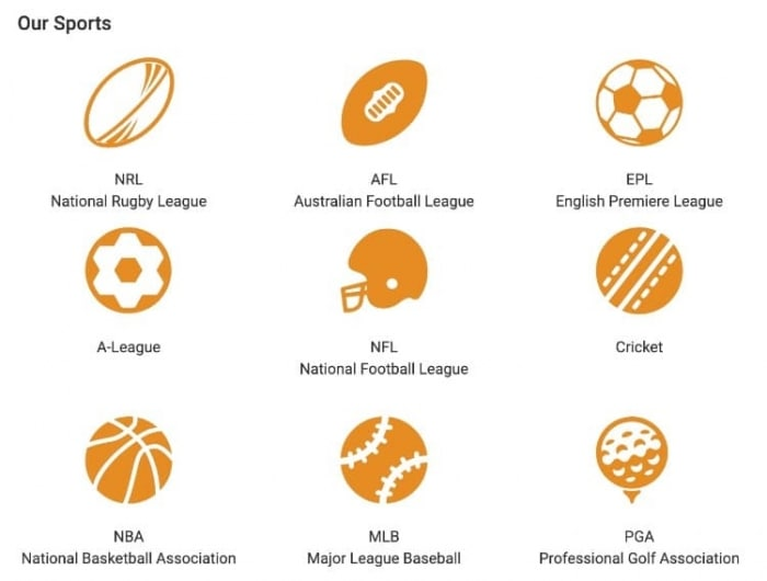 fantasy sports available at moneyball australia