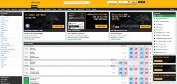 betfair australia homepage