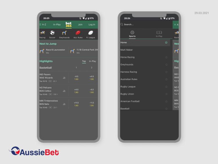 betting offer on bet365 app