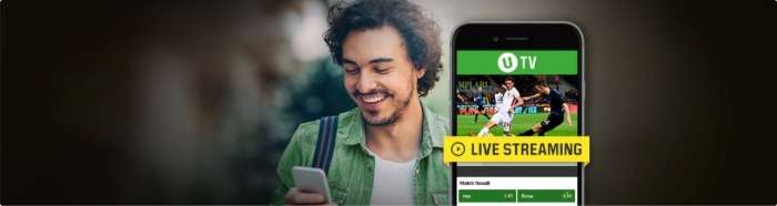 unibet tv live streaming