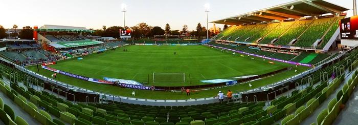 Australia Soccer A-League Stadium