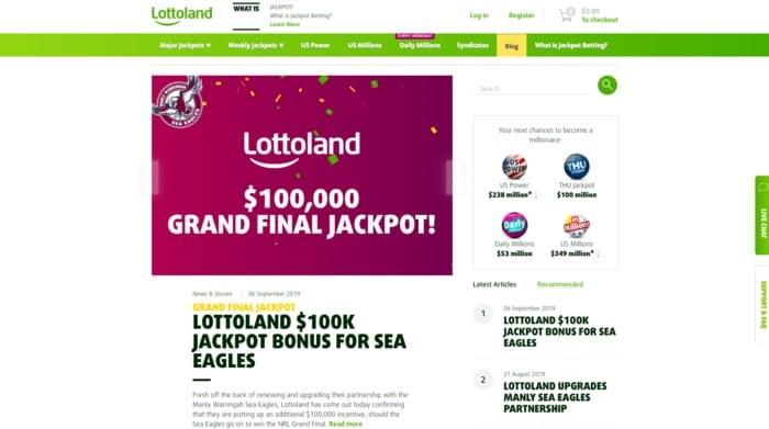lottoland blog