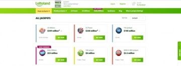 lottoland lotteries