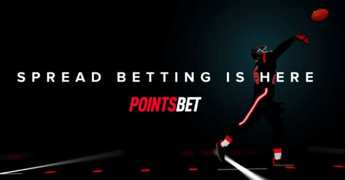 pointsbet spread betting