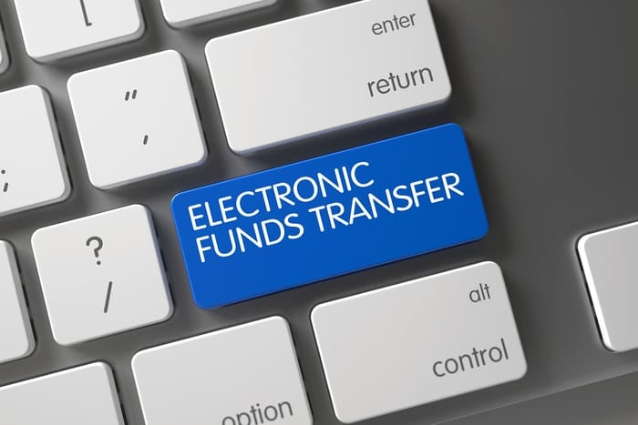 electronic funds transfer betting sites