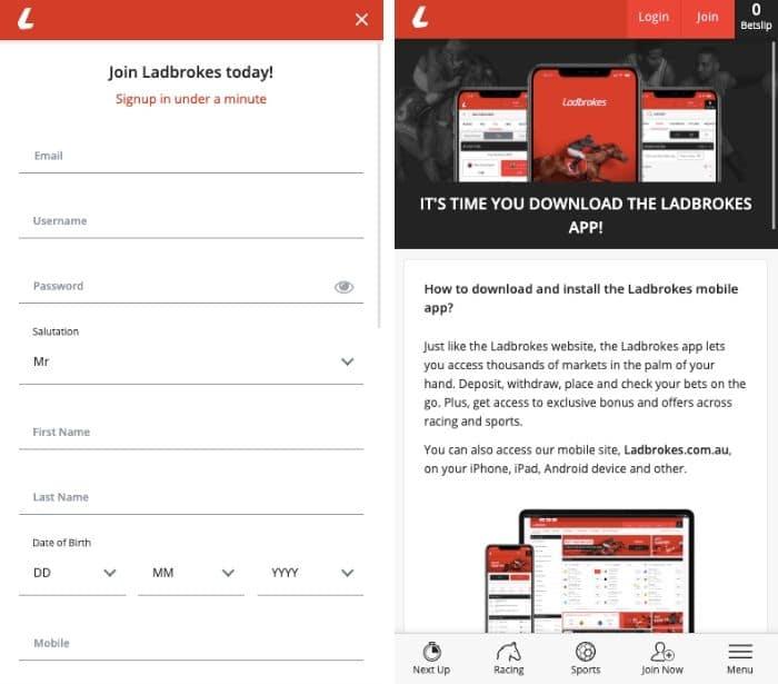 download ladbrokes app