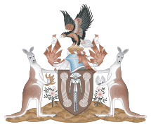 coat of arms of northern territory