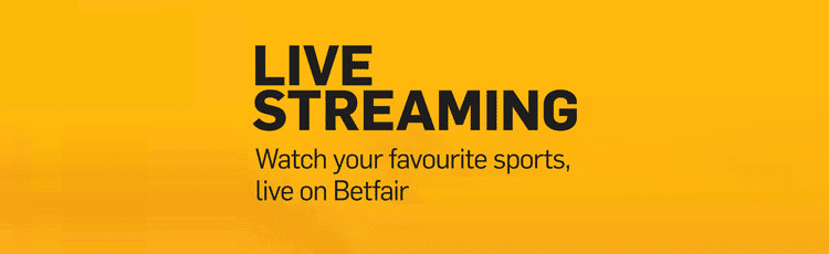 live streaming at betfair australia