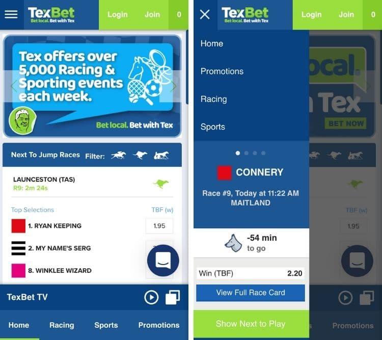 texbet mobile app