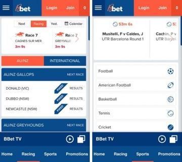 bbet app betting offer