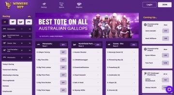 winnersbet home page