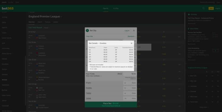 bet365 multi bet
