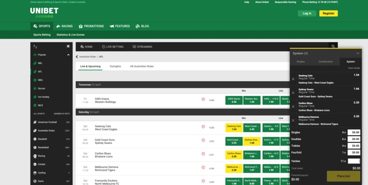unibet multi bet